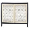 UMA Enterprises, Inc. Accent Furniture Wood Mirror Cabinet - Item Number: 56689