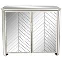 UMA Enterprises, Inc. Accent Furniture Mirror Cabinet - Item Number: 56693