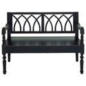 UMA Enterprises, Inc. Accent Furniture Wood Bench - Item Number: 60133