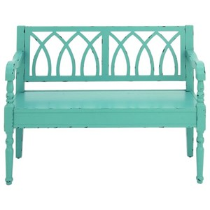 UMA Enterprises, Inc. Accent Furniture Wood Bench