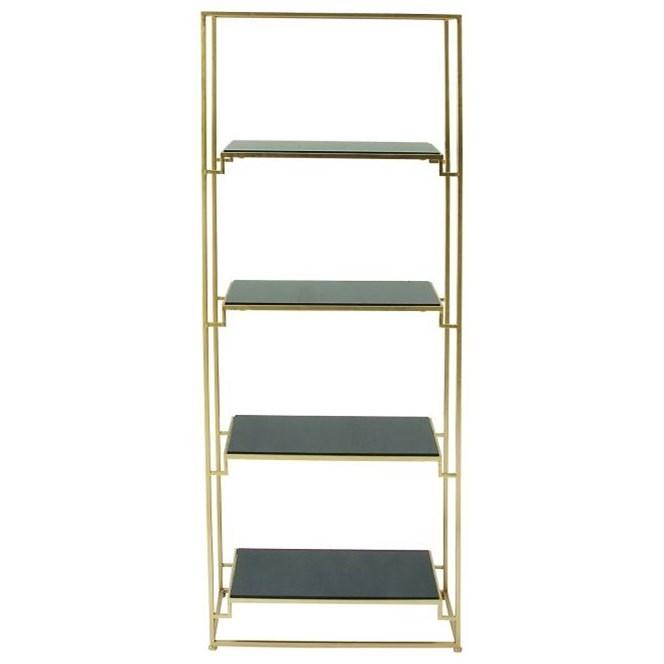 Metal/Glass Shelf
