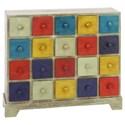 UMA Enterprises, Inc. Accent Furniture Wood Chest - Item Number: 66675