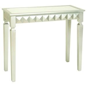 UMA Enterprises, Inc. Accent Furniture Mirror Console Table