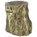 UMA Enterprises, Inc. Accent Furniture Fiberglass Foot Stool - Item Number: 77590