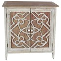 UMA Enterprises, Inc. Accent Furniture Wood Cabinet - Item Number: 84336