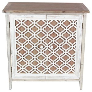 UMA Enterprises, Inc. Accent Furniture Wood Cabinet