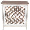 UMA Enterprises, Inc. Accent Furniture Wood Cabinet - Item Number: 84338