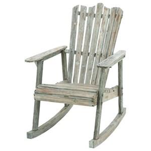 UMA Enterprises, Inc. Accent Furniture Wood Rocking Chair