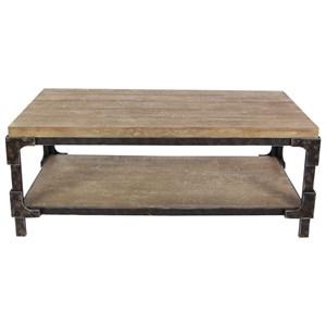 UMA Enterprises, Inc. Accent Furniture Wood Coffee Table