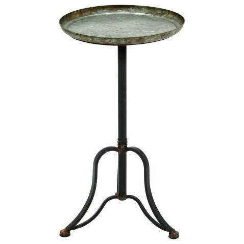 Accent Furniture Metal Tray Table by UMA Enterprises, Inc. at Wilcox Furniture