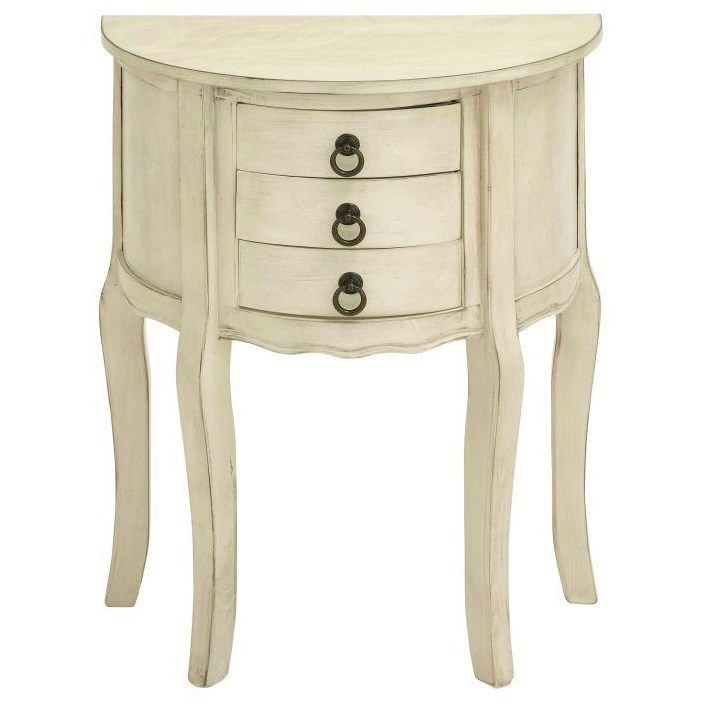 Accent Furniture Wood Accent Table by UMA Enterprises, Inc. at Wilcox Furniture
