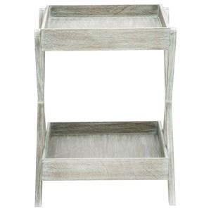 UMA Enterprises, Inc. Accent Furniture Wood Accent Tray Table