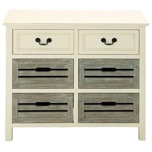 UMA Enterprises, Inc. Accent Furniture Wood Chest