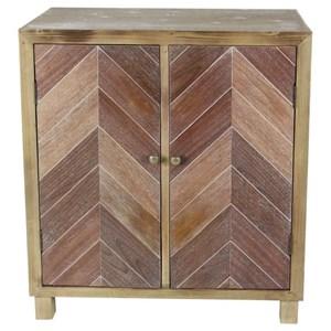 UMA Enterprises, Inc. Accent Furniture Wood Cabinet