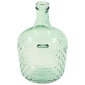 UMA Enterprises, Inc. Accessories Glass Wide Bottle Vase