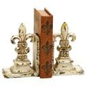 UMA Enterprises, Inc. Accessories Polystone Bookend Pair - Item Number: 34844
