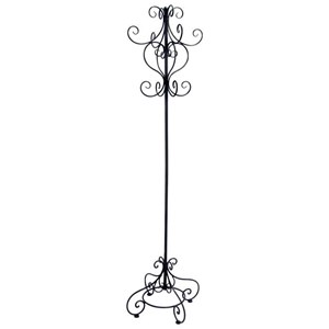 UMA Enterprises, Inc. Accessories Metal Coat Rack
