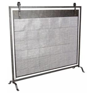 UMA Enterprises, Inc. Accessories Metal Fireplace Screen