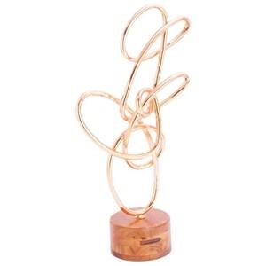 UMA Enterprises, Inc. Accessories Metal/Wood Sculpture