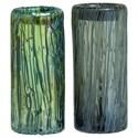 UMA Enterprises, Inc. Accessories Glass Vases, Set of 2 - Item Number: 99810