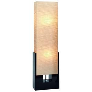UMA Enterprises, Inc. Lighting Wood Floor Lamp