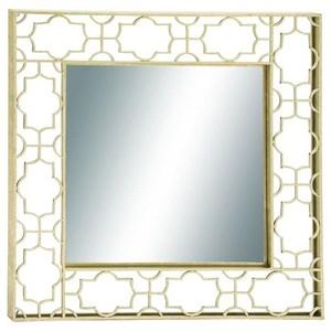 UMA Enterprises, Inc. Mirrors Metal Wall Mirror