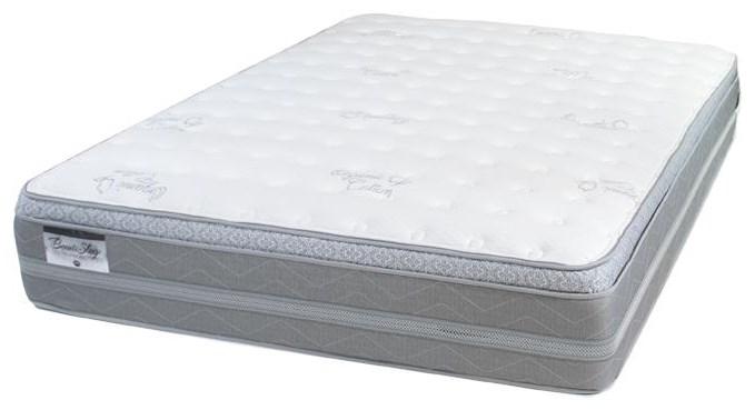 Beauti-Sleep Supreme Twin XL Beauti-Sleep Supreme Mattress by United Bedding at Johnny Janosik