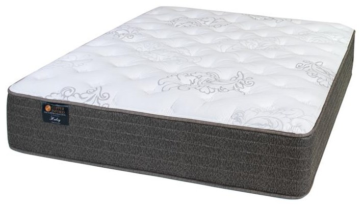 Copper Twin Haley 2.0 Plush Mattress by United Bedding at Johnny Janosik