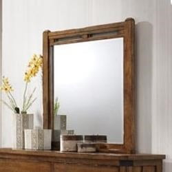 United Furniture Industries 1022 Logan Mirror with Wood Frame - Item Number: 1022-20