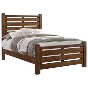 United Furniture Industries 1022 Logan Full Bed