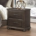 United Furniture Industries 1026 Night Stand - Item Number: 1026-80