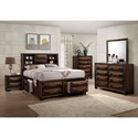 United Furniture Industries Anthem Queen Bedroom Group - Item Number: 1035 Bedroom Group 1