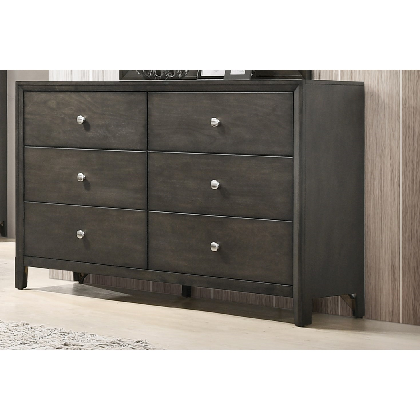 Grant Dresser by United Furniture Industries at Dream Home Interiors