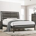 Lane Furniture Grant Queen Bed - Item Number: 1060-50+52+68