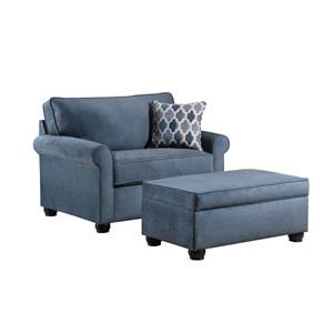 United Furniture Industries 1530 Upholstered Chair