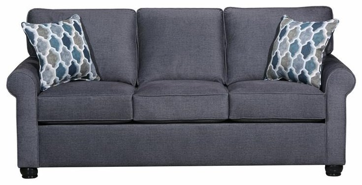 United Furniture Industries 1530 Upholstered Sofa - Item Number: 1530Sash