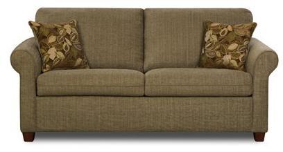 Simmons Upholstery 1630 Full Sleeper - Item Number: 1630 Full