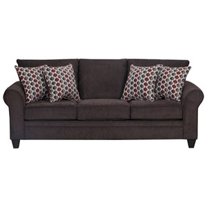 United Furniture Industries 1647 Transitional Sofa