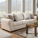 United Furniture Industries 1657  Sofa Sleeper - Item Number: 1657SOFASLEEPER-Linen