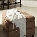 United Furniture Industries 1720 United Casual Ottoman - Item Number: 1720Ottoman-VentureLatte