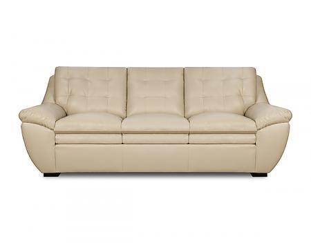 simmons upholstery winner pearl winner bonded leather sofa in pearl item number 9525 sofa. Interior Design Ideas. Home Design Ideas