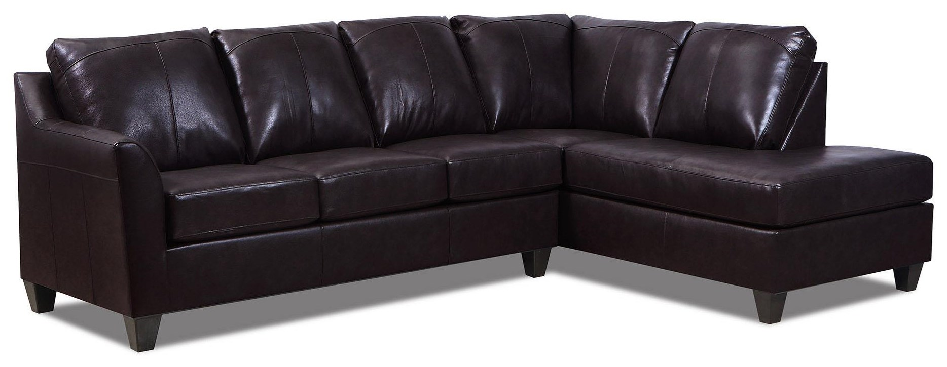 2 PC Chaise Sectional