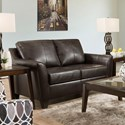 Lane 2029 Loveseat - Item Number: 2029Loveseat- Bark
