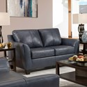 Lane 2029 Loveseat - Item Number: 2029Loveseat- Shale