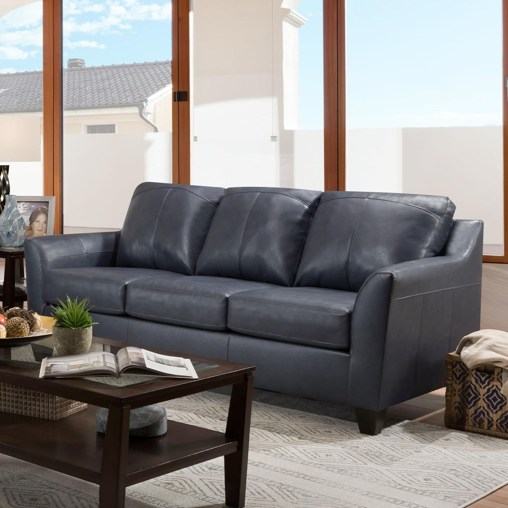 2029 Sofa by Lane at Powell's Furniture and Mattress
