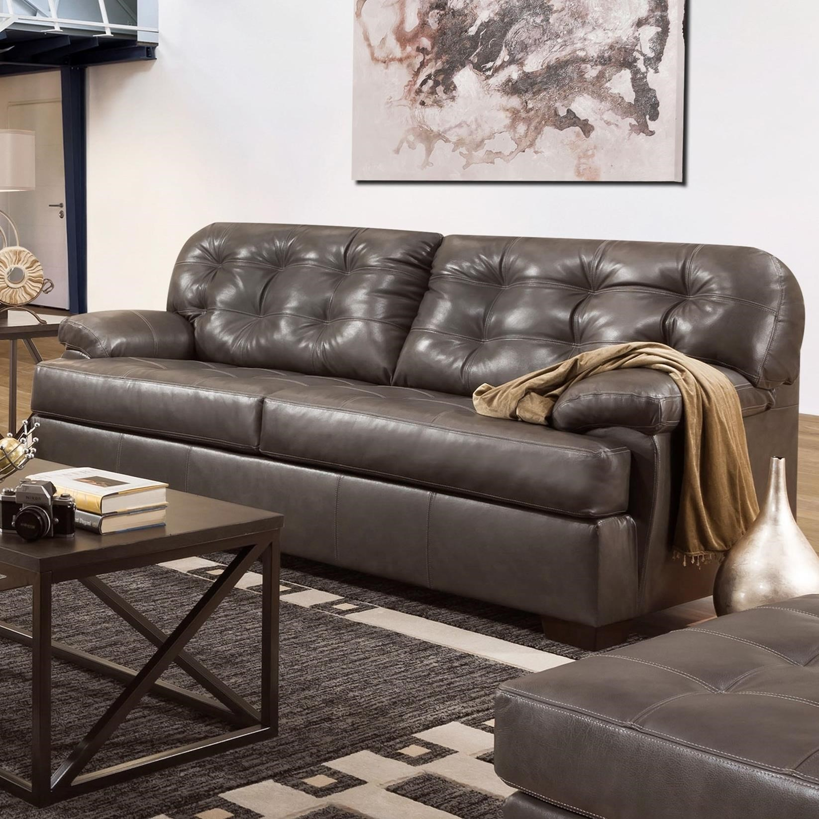 2037 Sofa by United Furniture Industries at Value City Furniture