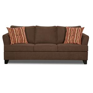 Simmons Upholstery 2049 Transitional Sleeper Sofa