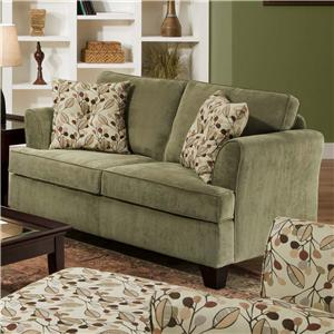 United Furniture Industries 2052 and 2062 Loveseat