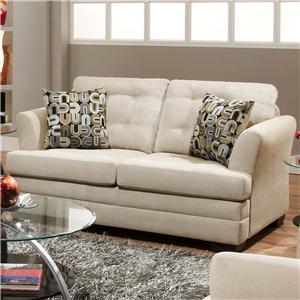 United Furniture Industries 2057 Twin Sleeper