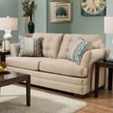 United Furniture Industries 2057 Twin Sleeper - Item Number: 2057 Twin Sleeper Tan